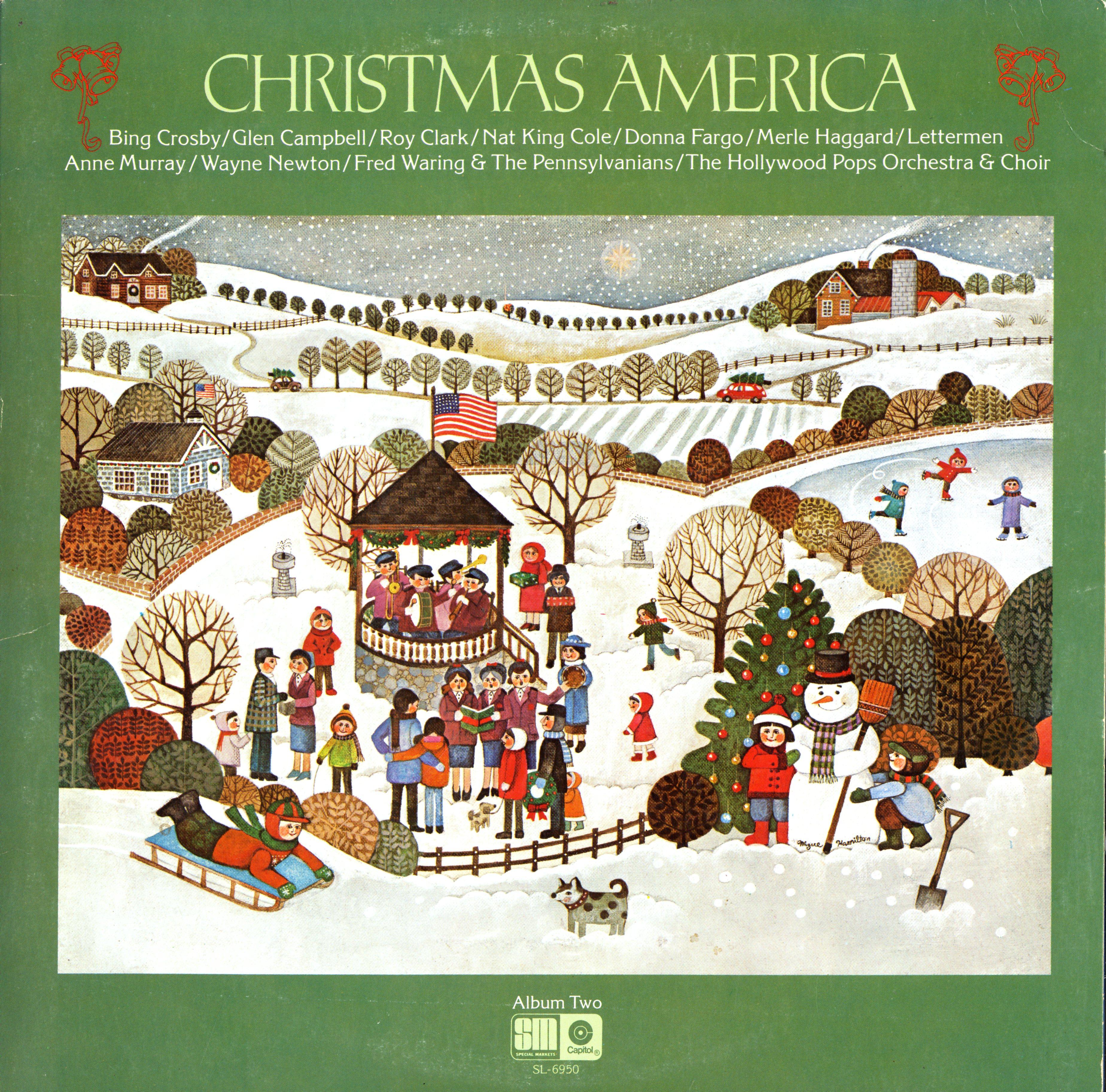 Firestone Your Favorite Christmas Album & CD Albums